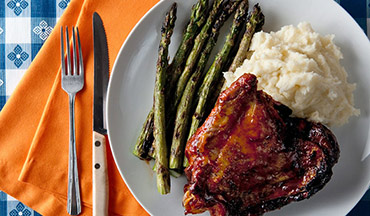 These BBQ Turkey Thighs take a while to cook on the barbecue, but they are worth the wait.