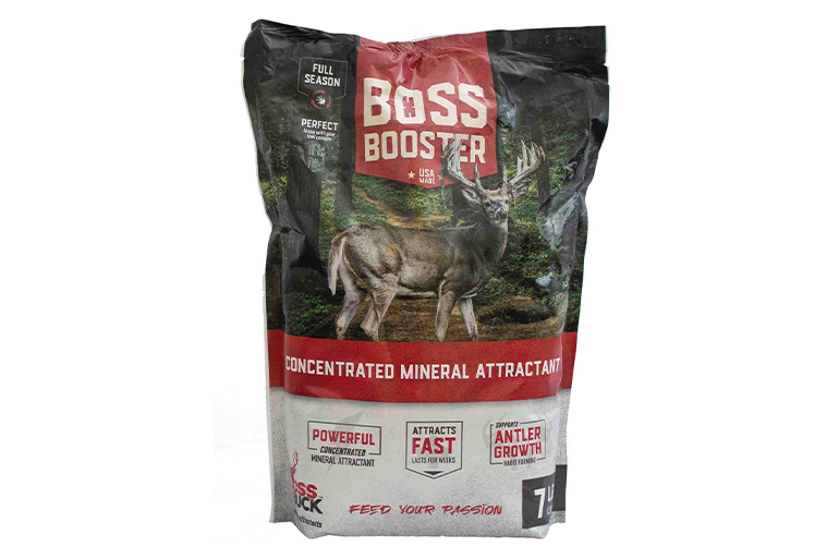 Boss Buck Unveils New Boss Booster
