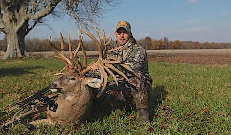 How a humble Virginia hunter bagged the biggest non-typical whitetail a bowhunter has ever seen.