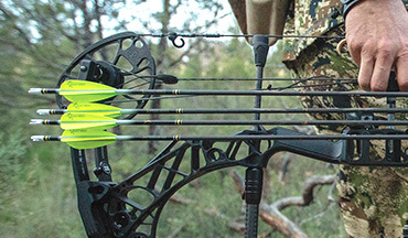 Trade speed for penetration, or vice versa, to arrive at the perfect arrow and broadhead setup for bowhunting. Here's how to get it done.