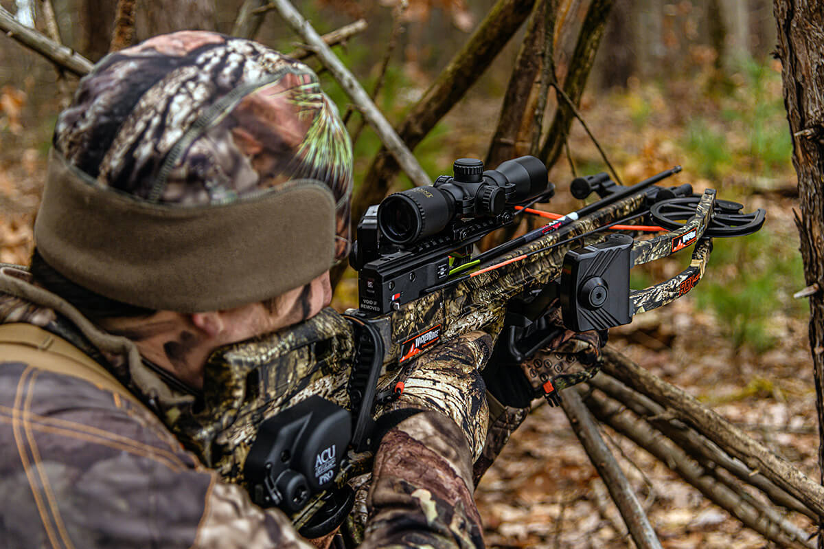 Few Bowhunters Can Ignore This Case for Hunting with Crossbows