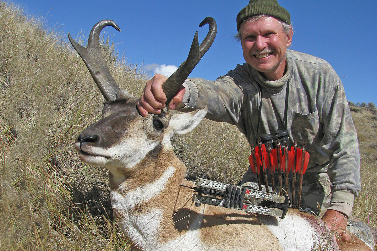 Renowned Bowhunter Chuck Adams Pushes Record Book Total to 200 … and Counting!