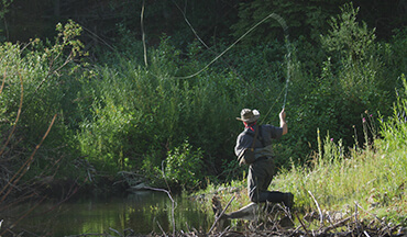 Catch each of the trout that make up the Utah and Wyoming Cutthroat Slams.