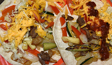 Save the tongue from the next deer you kill and make these fajitas – you won't be disappointed.