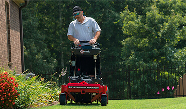 From mowing to aerating, here's what you should do this spring for a healthy lawn this Summer.