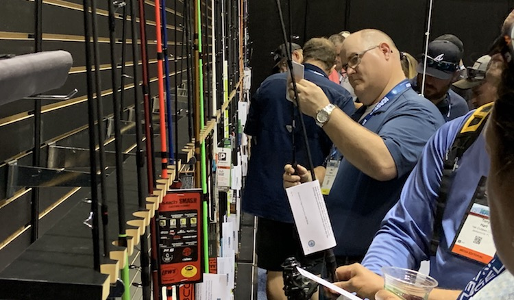 Scene and Heard at ICAST 2019