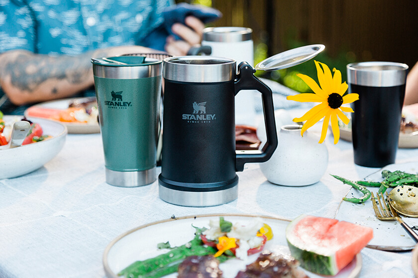 <p>With a few simple recipes and the right gear, like cookware and drinkware from Stanley, you can easily plan a successful family brunch in your backyard this spring and summer.</p>