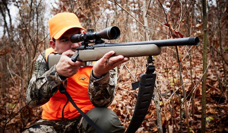 These hunting rifles (plus two shotguns) are among the top choices for whitetails.