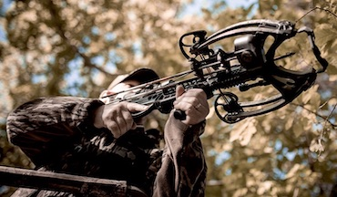Fast and accurate: Crossbows from this year's ATA Show.