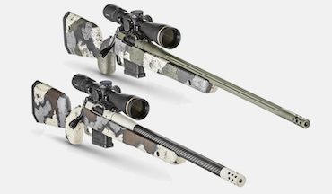 Here's a sampling of the best new deer rifles hunters will be carrying to the woods this year.