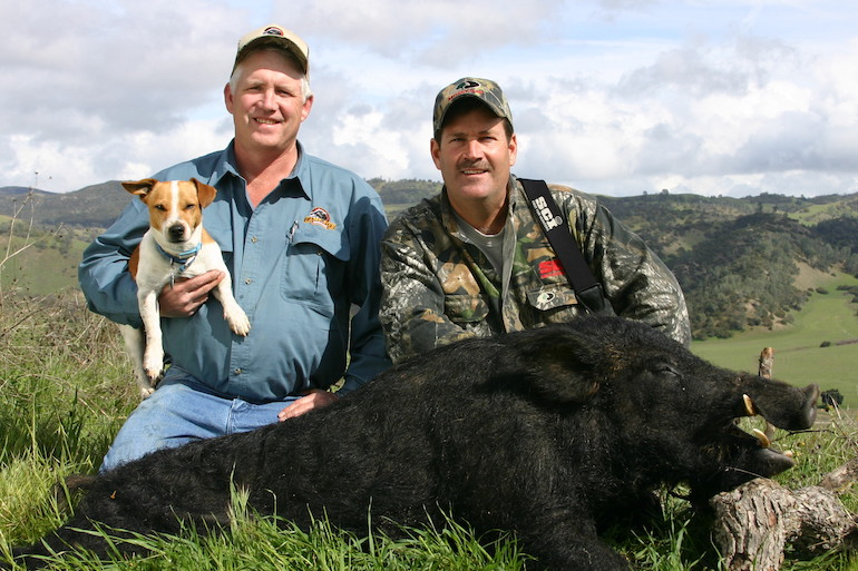 Hog Wild: In Search of Boars in the Golden State