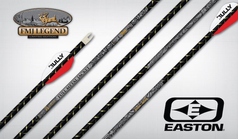 Easton will unveil the limited-edition arrows at Archery Trade Association show.
