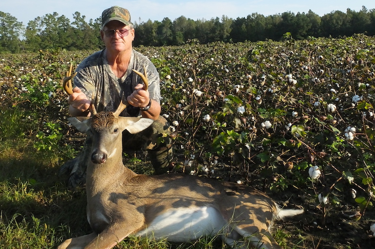Fields of Dreams Offer Food for Whitetails, Success for Hunters