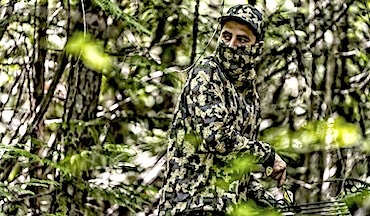 New apparel maker hits the market with a full range of garments in four proprietary camo patterns.