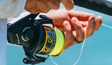 Ergonomics, attractive prices, highlight new lineup of inshore rods and reels.