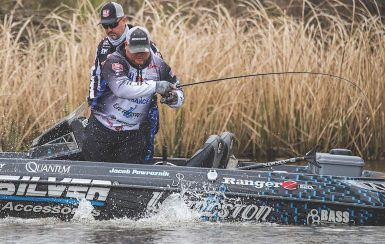 Summer Bass Gear, Tactics from MLF Pro