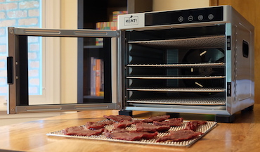 This new dehydrator offers DIY game processors substantial bang for their buck.