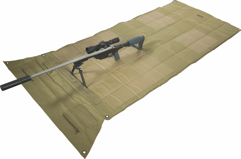 Shooters across the U.S. are using this competition shooting mat.