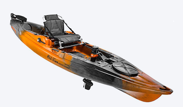 Gear Review: Old Town Sportsman BigWater PDL 132.