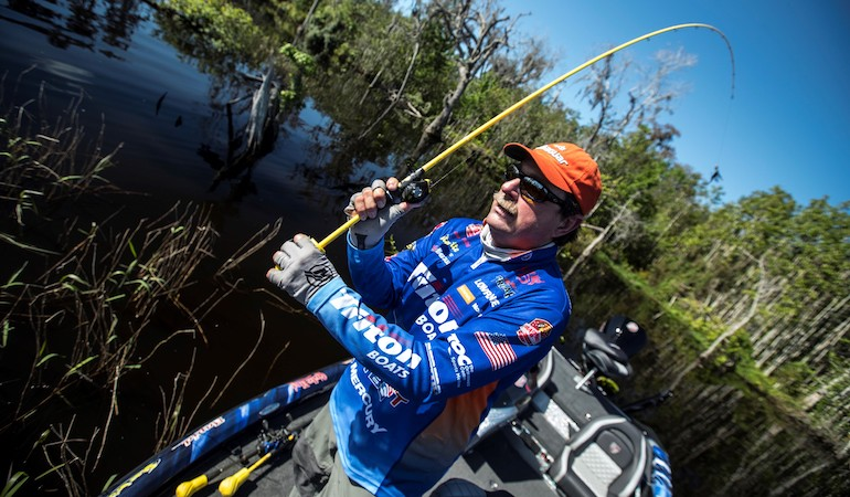 Shaw Grigsby, Jr. helps you figure out how to target spawning bass this spring.