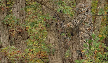 Finding and hunting soft-mast food sources can be the key to tagging your next trophy buck.