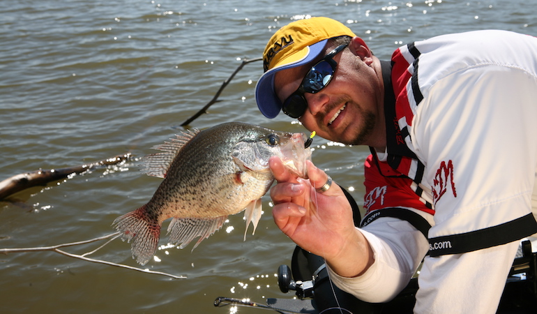Here's the how, when and where on some of the best spots for slab crappie.