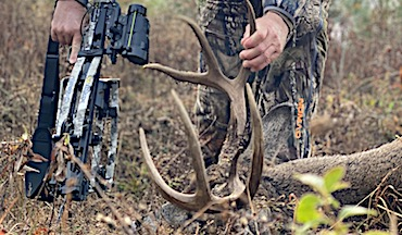 Smart technology offers crossbow hunters instantaneous decision making capabilities.