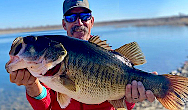 On heels of historic winter weather, O.H. Ivie becomes hottest bass lake in Texas.