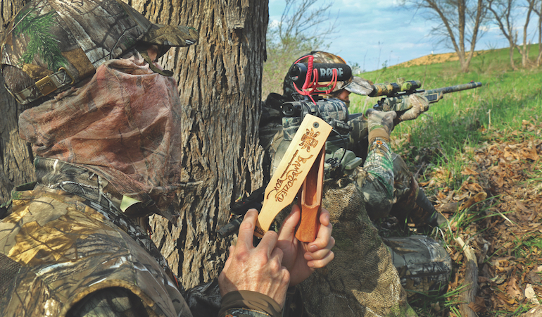 Set yourself up for success hunting for gobblers this spring.