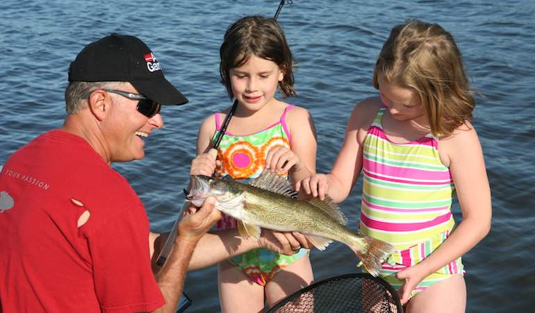 Summer is the perfect time for a road trip to some of our state's hottest warm-weather fisheries!