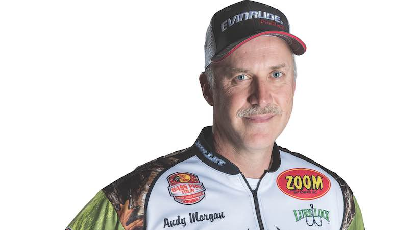 4 questions with Major League Fishing Pro Tour angler.
