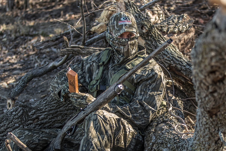 Improve your odds against mature gobblers by playing off their aggressive behavior.