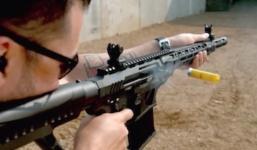 The VR82 Tactical Shotgun, the