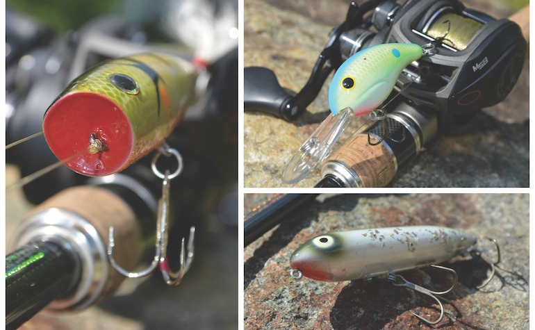 Try these tactics to target bass that are shifting toward fall patterns this month.