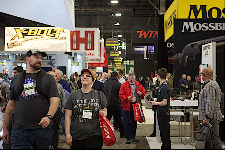 Great new rifles from the Shooting, Hunting and Outdoors Trade (SHOT) Show.
