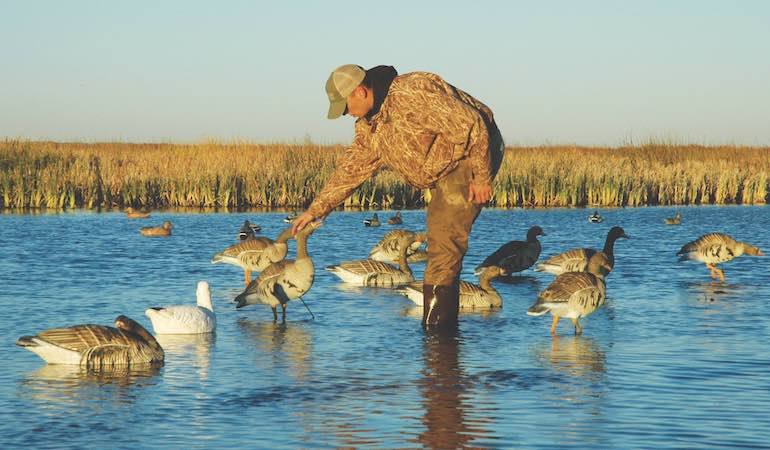 Field skills: Double up with these effective decoy strategies.