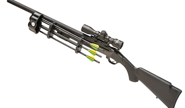 The Crackshot XBR offers an alternative for both archery and firearm enthusiasts.