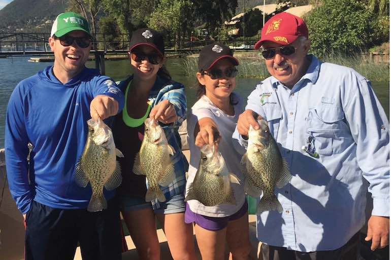 Growing populations of this fun-to-catch panfish are leading Western anglers to adapt Southern strategies.