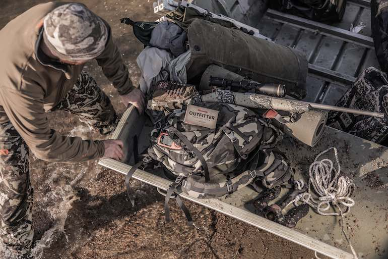 Use the latest gear to make your deer hunting dream a reality.