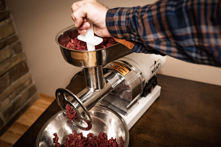 Do-it-Yourself Tips for Meat Grinding at Home