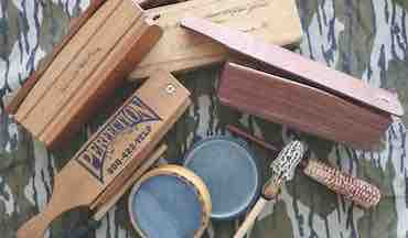 Cleaning and tuning turkey calls is an important first step in ensuring they sound their best.