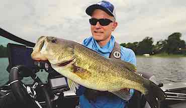 With a few minor adjustments, the rig known for catching bass becomes an all-season, all-species wonder tool.