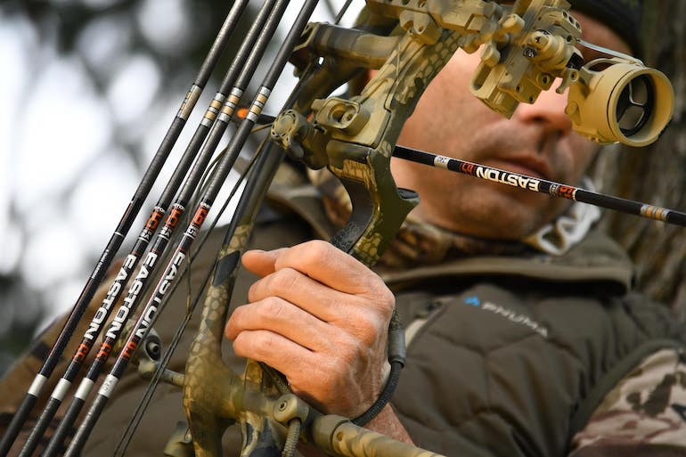 Quick Look: Easton Archery's 6.5 Arrows