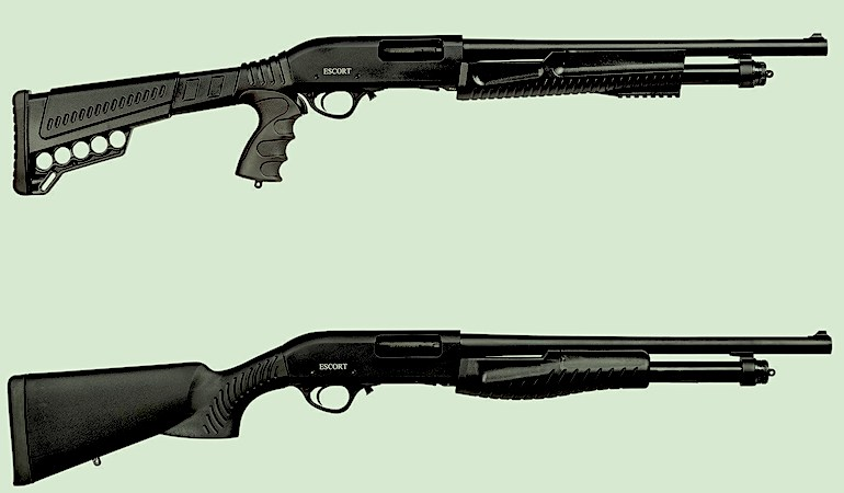 Escort Shotguns — New for 2020