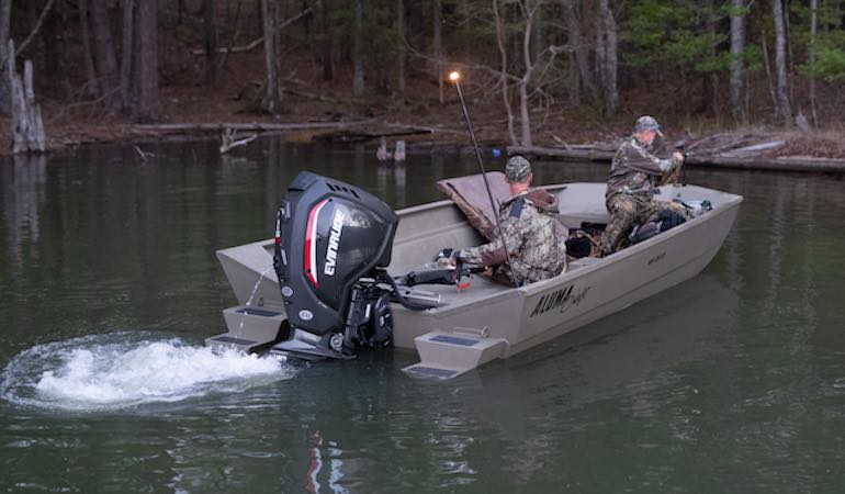 Evinrude Launches New 3-Cylinder E-TEC G2 Models