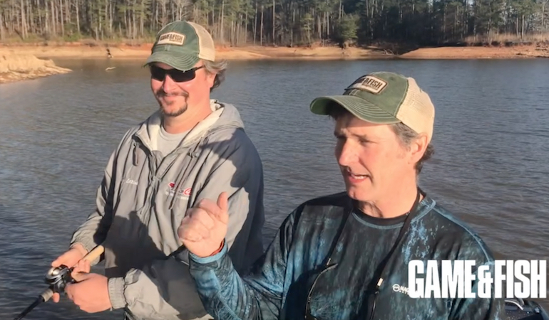 Learn what went into catching a spotted bass on recent G&F trip to the lake.