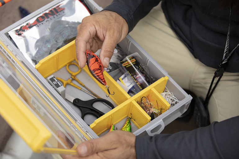 ICAST 2020: New Tackle-Management Systems