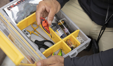 Innovation, customization, continue to lead the way in fishing-tackle storage.