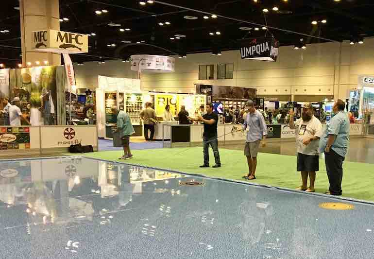 So far, ICAST still on, but fly-fishing show canceled.
