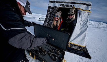 Hall of Fame angler shares great ice-fishing tips for the 2021 season.